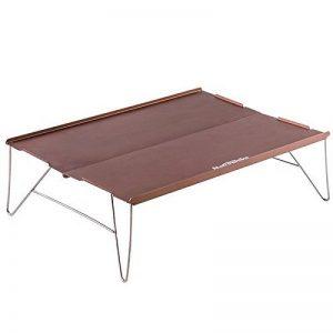 mini table pliante camping TOP 6 image 0 produit