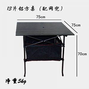 mini table pliante camping TOP 8 image 0 produit