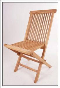 MODENA chaise pliante chaise de jardin en teck de la marque Spetebo image 0 produit