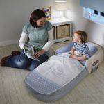 Mon tout premier ReadyBed - lit d'appoint gonflable pour enfants avec couette intégrée de la marque Worlds Apart image 3 produit