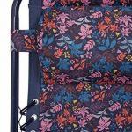 Mountain Warehouse Chaise de jardin inclinable - accoudoirs, chaise de camping coussin de tête rembourré, chaise de pique-nique durable, tabouret de bureau décontracté - Pour l'extérieur, la plage, le jardin de la marque Mountain Warehouse image 3 produit