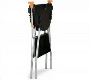 Mr.Pro Pro-iroda Unisexe O-dock pliante robuste pour barbecue de table, Noir de la marque Mr.Pro image 0 produit