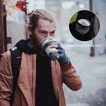Mug Isotherme, Tasse Licorne Mug Harry Potter 350ml Tasse Café Pliable Portable Étanches pour Voyage Randonnée (Gris) de la marque JaLL image 1 produit