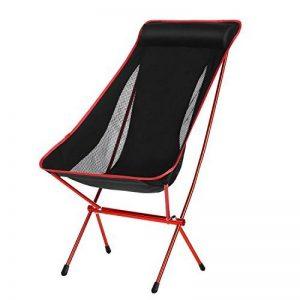 mymotto Nouveaux Chaises de Camping Pliante Déployables Unisex Ultralight Unisex Avec Sac De Transport de la marque mymotto image 0 produit