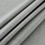 Nappe de Table Rectangulaire Décoration de Table Coton et Lin Gris Clair 135 x 180 cm de la marque Topmail image 1 produit