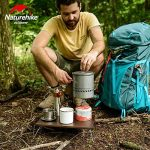 Naturehike Alliage d'aluminium portable super léger extérieur table pliante camping mini table d'alpinisme de la marque Naturehike image 4 produit