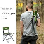 NatureHike Chaise pliante portative ultra-légère pour camping, pêche, loisirs, pique-nique, randonnée de la marque Naturehike image 1 produit