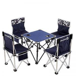PC CHAIR Chaise pliante camping en plein air Sac de transport Quad chaise pliante Chaise tabouret de pêche -P de la marque PC CHAIR image 0 produit
