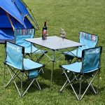 PC CHAIR Chaise pliante camping en plein air Sac de transport Quad chaise pliante Chaise tabouret de pêche -P de la marque PC CHAIR image 1 produit