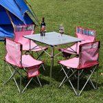 PC CHAIR Chaise pliante camping en plein air Sac de transport Quad chaise pliante Chaise tabouret de pêche -P de la marque PC CHAIR image 2 produit