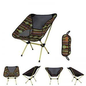 Peerless Ultra Light Beach Camping Randonnée pliable portable léger Chaise de la marque Peerless image 0 produit