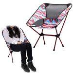 Peerless Ultra Light Beach Camping Randonnée pliable portable léger Chaise de la marque Peerless image 4 produit