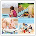 petit siège de plage TOP 8 image 4 produit