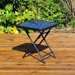 petite table basse camping TOP 2 image 1 produit