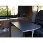 Pied de table pour camping-car Campervan Conversion VWT5 Trafic de transit de la marque Kiravans image 1 produit