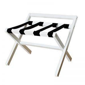Popa chaise pliante Support à bagages pliable, Support à valise à bagages pliable, Support à valise pliable pour maintenir les sacs à dos des valises comme support de valise et étagère à valise de la marque Popa image 0 produit