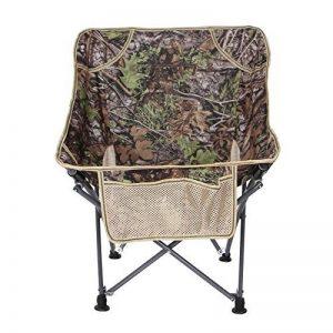 Portable Chaise Pliante Chaise Extérieure Chaise De Papillon Dossier Chaise De Pêche Barbecue Plage Croquis Chaise Chaise De Lune Paresseux Chaise,OneColor-58*67*73cm/1.90*2.2*2.4ft de la marque LDFN image 0 produit