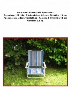 prix chaise pliante camping TOP 3 image 0 produit