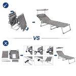 prix chaise pliante camping TOP 8 image 2 produit