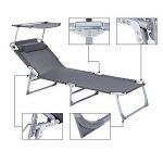 prix chaise pliante camping TOP 9 image 3 produit