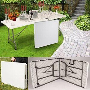 ProBache - Table pliante d'appoint portable pour camping ou réception 180 cm de la marque Probache image 0 produit