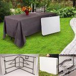 ProBache - Table pliante d'appoint portable pour camping ou réception 180 cm de la marque Probache image 1 produit