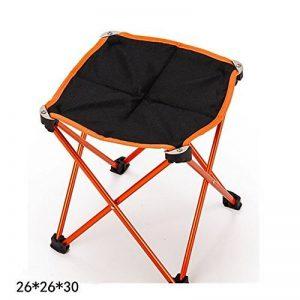 RFVBNM Tabouret 7075 Aviation aluminium extérieur portatif ultra-léger chaise pliante Camping BBQ de la marque RFVBNM chair image 0 produit