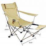 siège camping avec repose pied TOP 12 image 1 produit