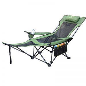siège camping avec repose pied TOP 14 image 0 produit