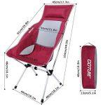 siège de camping pliant léger TOP 12 image 1 produit