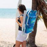 Siège pour la plage/jardin Tommy Bahama faltet, avec réfrigérateur et compartiment Bleu de la marque Tommy Bahama image 1 produit