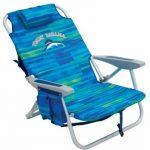 Siège pour la plage/jardin Tommy Bahama faltet, avec réfrigérateur et compartiment Bleu de la marque Tommy Bahama image 3 produit