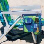 Siège pour la plage/jardin Tommy Bahama faltet, avec réfrigérateur et compartiment Fleurs de la marque Tommy Bahama image 3 produit