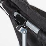Skandika Moonchair - Siège fauteuil de camping pliable - acier - Jusqu' à 110 kg de la marque SKANDIKA image 4 produit
