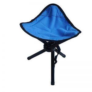Superwinger Tabouret pliant, petite léger Portable de chaise pliable, chaise de camping trépied pour le camping, la pêche, les événements de plage, DE VOYAGE, parcs, jardinage de la marque Superwinger image 0 produit
