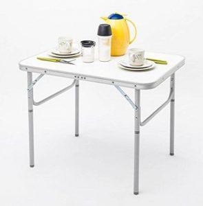 table aluminium pliable TOP 7 image 0 produit
