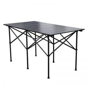 table camping aluminium 140 TOP 11 image 0 produit