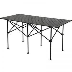 table camping aluminium 140 TOP 14 image 0 produit