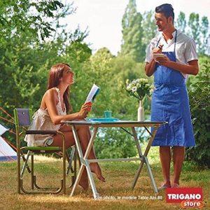 table camping aluminium 140 TOP 5 image 0 produit