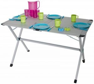 table camping aluminium 140 TOP 7 image 0 produit