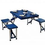table camping avec sièges pliante TOP 0 image 1 produit