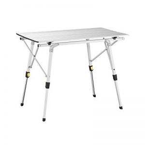 table camping pieds réglables TOP 10 image 0 produit