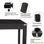 table camping pliable pied réglable TOP 8 image 4 produit