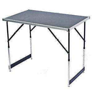 table camping pliante alu TOP 10 image 0 produit