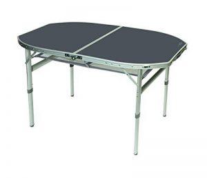 table camping pliante alu TOP 4 image 0 produit
