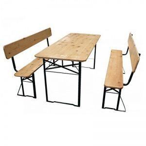 table camping pliante avec banc TOP 4 image 0 produit