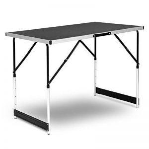 table camping réglable hauteur TOP 8 image 0 produit