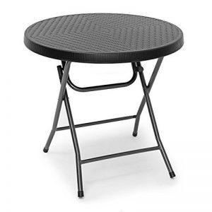 table camping ronde pliante TOP 4 image 0 produit