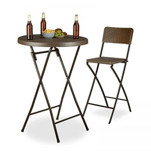 table camping ronde pliante TOP 9 image 0 produit