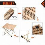 table camping ultra légère TOP 1 image 3 produit